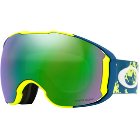 Oakley Airbrake XL Goggles green/colourful